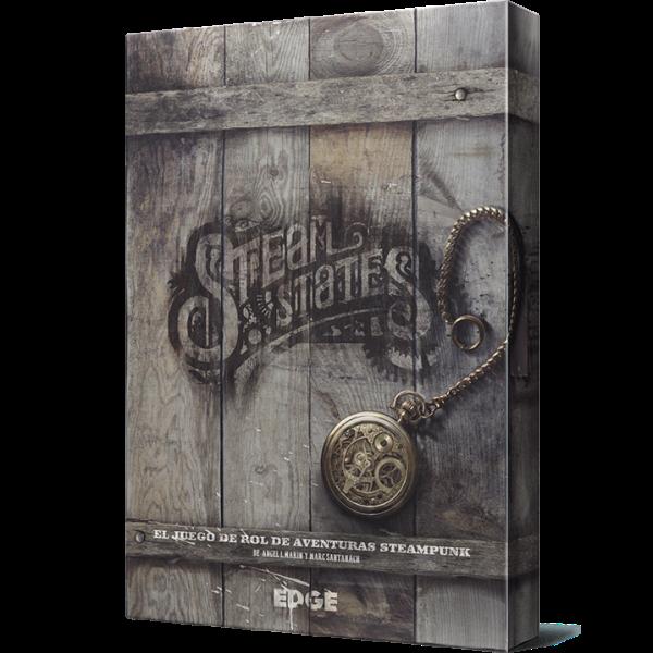 Caja de Steam States